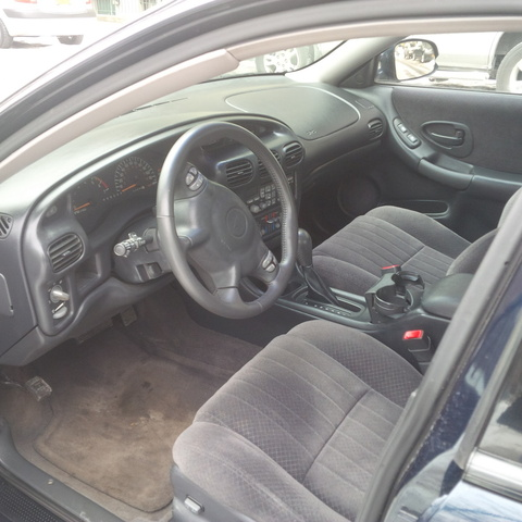 2003 pontiac grand prix interior pictures cargurus. Black Bedroom Furniture Sets. Home Design Ideas