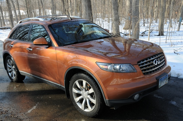 Infiniti FX35 Reviews & Prices - New & Used FX35 Models ...   2015 Infiniti Fx35