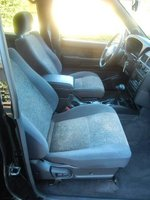 Picture of 1999 Nissan Pathfinder 4 Dr LE SUV, interior
