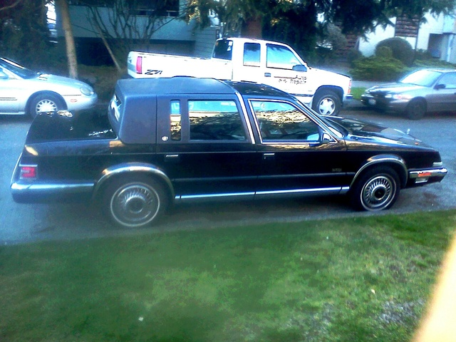 Picture of 1990 Chrysler Imperial 4 Dr STD Sedan, interior, gallery_worthy