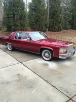 Picture of 1981 Cadillac DeVille Base Coupe, exterior