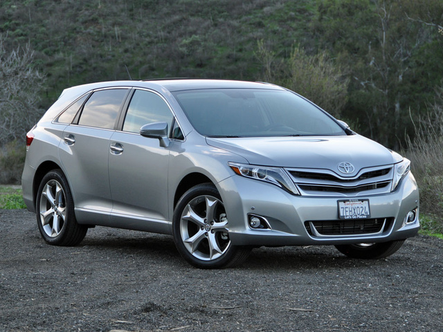 2015 Toyota Venza Test Drive Review Cargurus