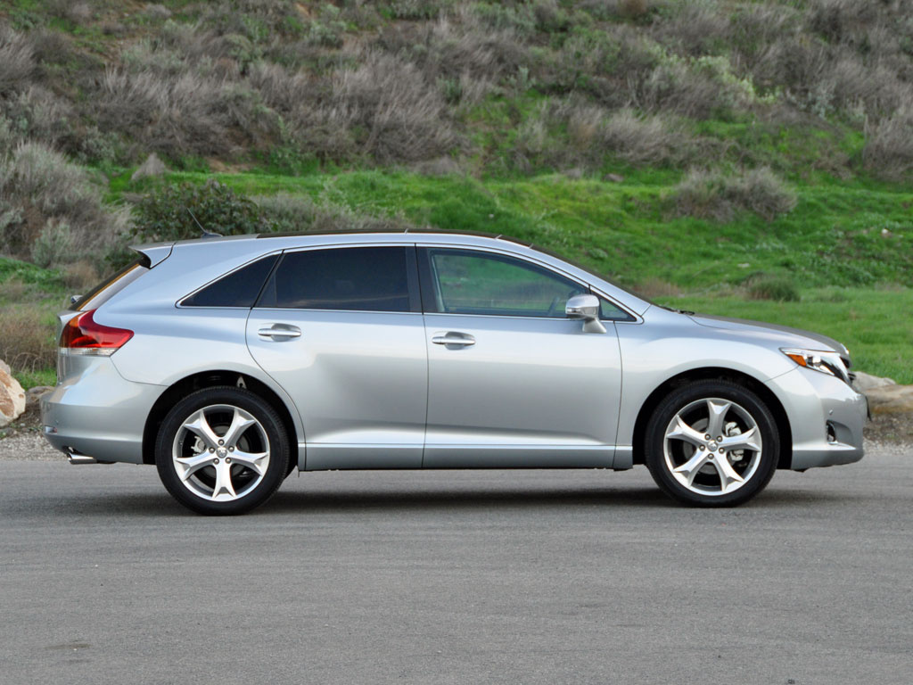 Cost Of Toyota Venza Car