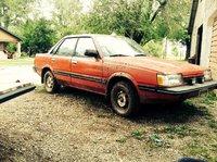 1988 Subaru Leone Overview