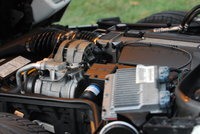Picture of 1996 Chevrolet Corvette Convertible, engine