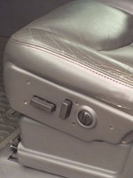 Picture of 2006 Chevrolet Silverado 3500 LT3 4dr Crew Cab 4WD LB DRW, interior