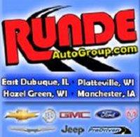 Runde Chevrolet Buick GMC logo