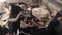 Picture of 1984 Dodge Ramcharger, engine
