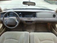 Picture of 1998 Ford Crown Victoria 4 Dr LX Sedan, interior