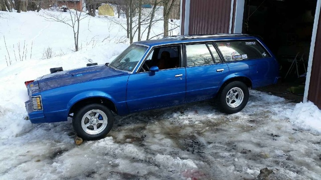 1980 Pontiac Le Mans, New wheels and tires!, gallery_worthy