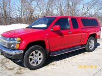 Picture of 2012 Chevrolet Colorado LT2 Extended Cab 4WD, exterior, gallery_worthy