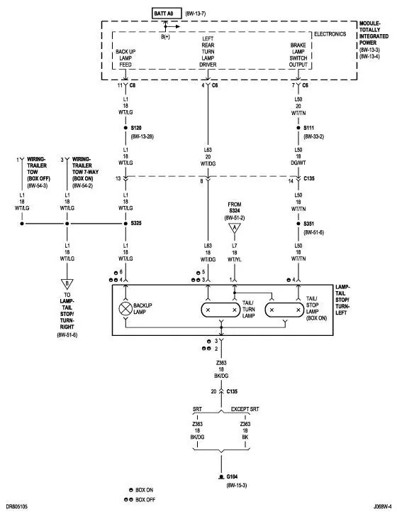 1999 Dodge Ram ke Light Wiring Diagram - Technical Diagrams on