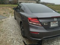 Picture of 2014 Honda Civic Coupe EX