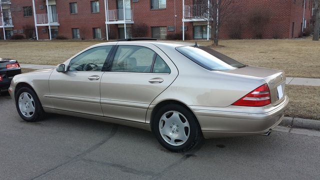 2002 mercedes benz s class pictures cargurus for Mercedes benz s class 600