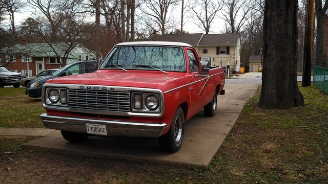 Picture of 1977 Dodge D-Series