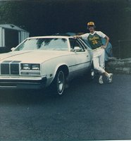 1976 Oldsmobile Cutlass Supreme, 1976 Cutlass (pic 1982), exterior