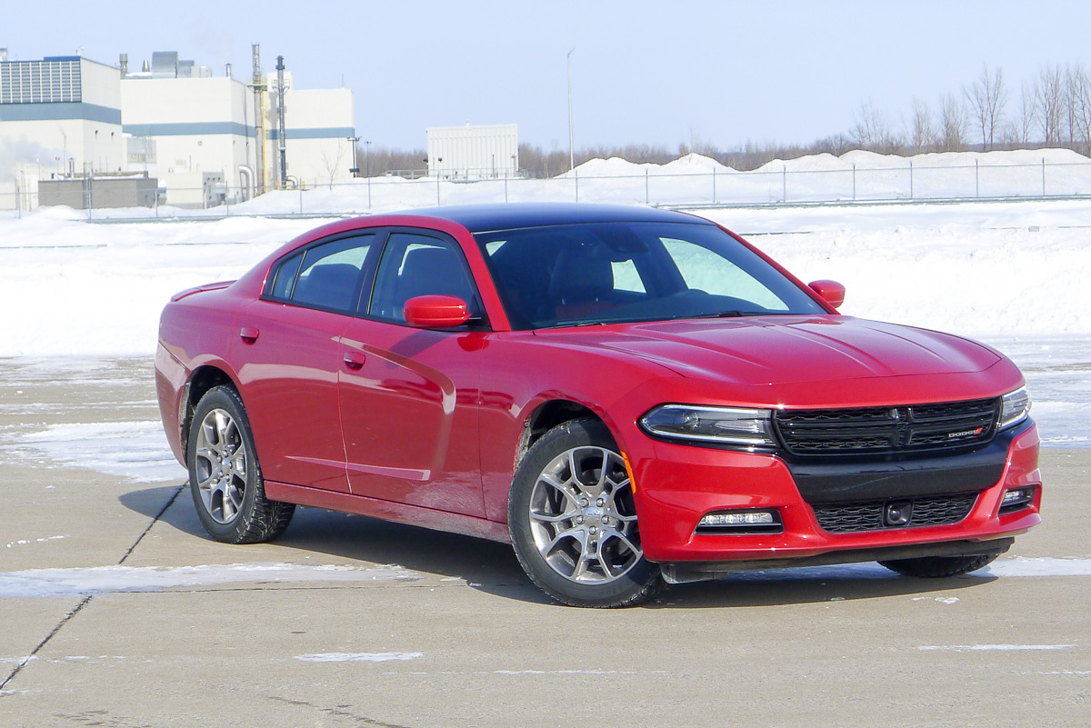 Picture of 2015 Dodge Charger SXT AWD