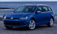 2015 Volkswagen Golf SportWagen Overview