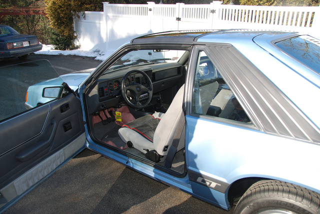 Picture of 1985 Ford Mustang GT Coupe RWD, interior, gallery_worthy