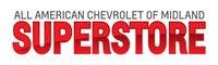 All American Chevrolet of Midland logo