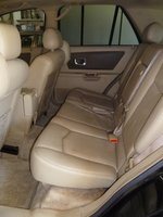 Picture of 2006 Cadillac SRX V8, interior