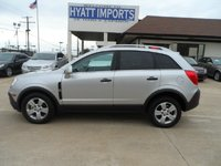 2013 Chevrolet Captiva Sport Overview
