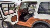 Picture of 1980 Jeep CJ5, interior