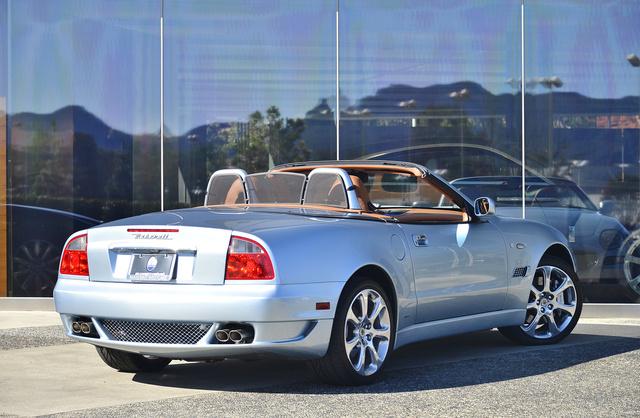2005 Maserati Spyder - Pictures - CarGurus