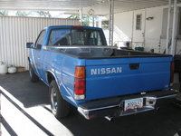 Picture of 1995 Nissan Truck XE Standard Cab SB, exterior