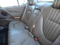 Picture of 1999 Pontiac Bonneville 4 Dr SSE Sedan, interior