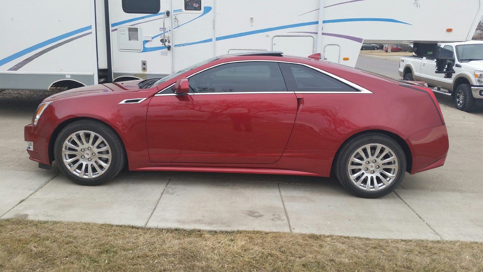 Picture of 2014 Cadillac CTS Coupe Performance