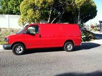 Picture of 2005 Chevrolet Express Cargo 3 Dr G3500 Cargo Van, exterior