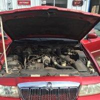 Picture of 1998 Mercury Grand Marquis 4 Dr LS Sedan, engine