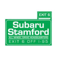 Subaru Stamford logo