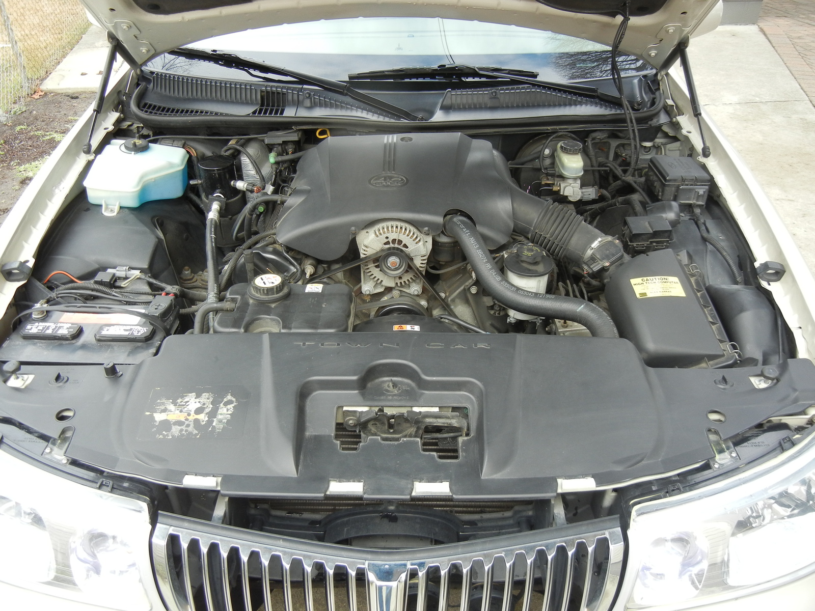 2001 Lincoln Town Car - Other Pictures - CarGurus