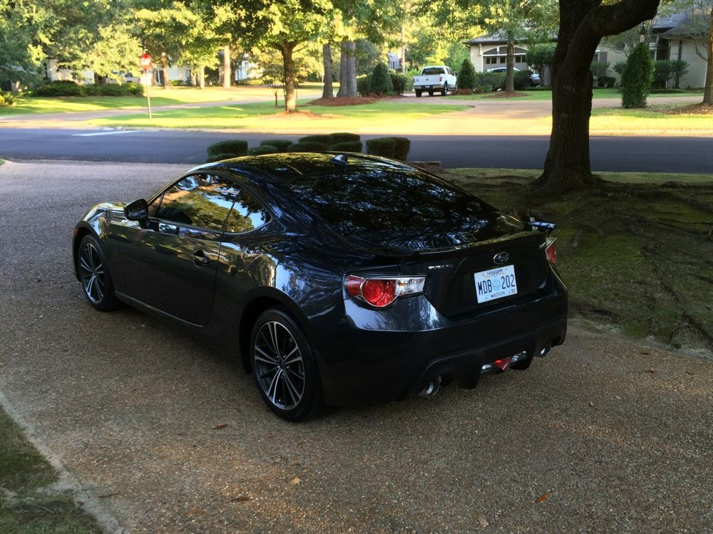 picture of 2015 subaru brz limited. Black Bedroom Furniture Sets. Home Design Ideas