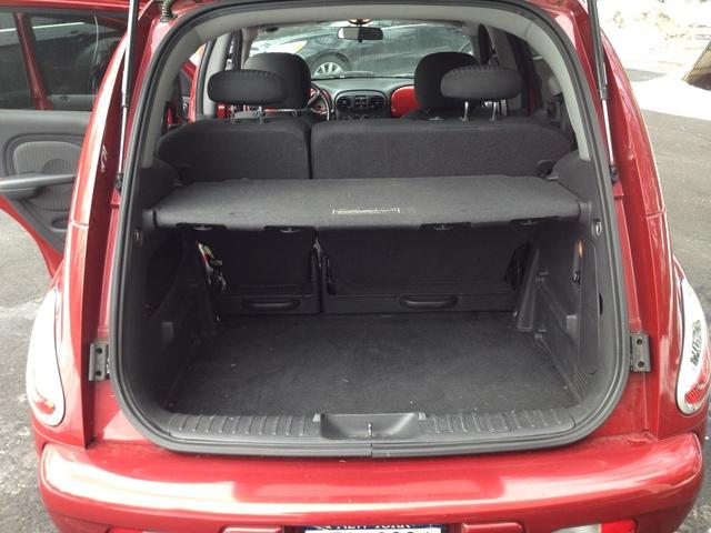 2005 chrysler pt cruiser interior pictures cargurus. Black Bedroom Furniture Sets. Home Design Ideas