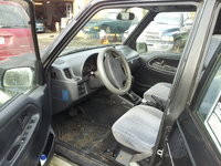 Picture of 1997 Suzuki Sidekick 4 Dr Sport JLX 4WD SUV, interior