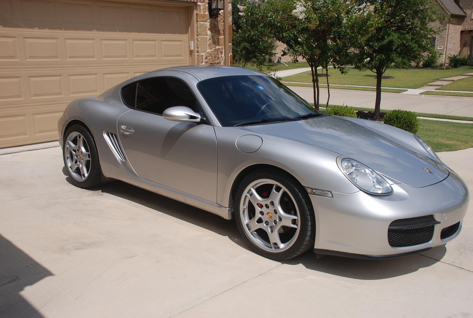 2007 Porsche Cayman Overview Cargurus