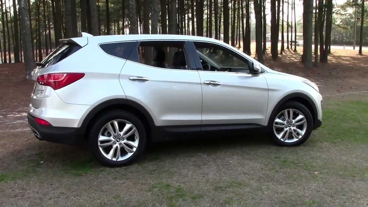 2015 hyundai santa fe test drive review cargurus. Black Bedroom Furniture Sets. Home Design Ideas