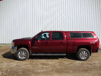 Picture of 2013 Chevrolet Silverado 2500HD LTZ Crew Cab SB, engine