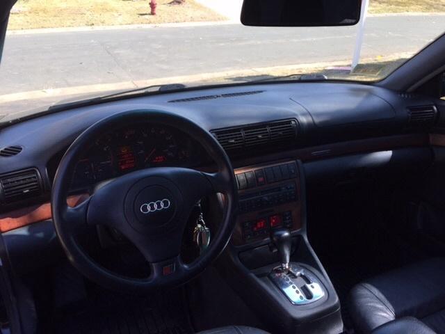 1998 Audi A4 Avant Interior Pictures Cargurus