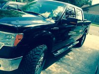 Picture of 2009 Ford F-150 XLT SuperCrew 4WD, exterior, gallery_worthy
