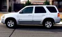 2005 Ford Escape Hybrid Overview