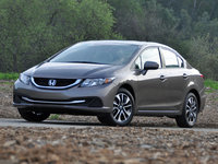 2015 Honda Civic Overview