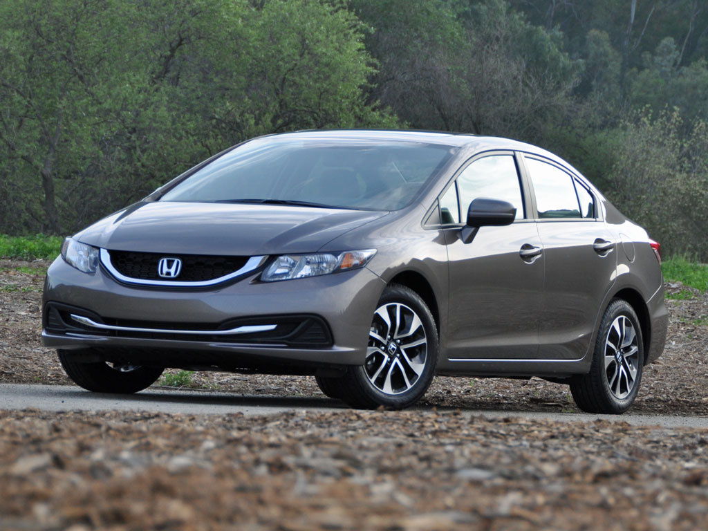 2015 Honda Civic Test Drive Review Cargurus