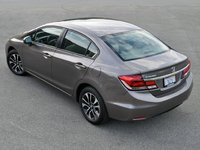 2015 Honda Civic EX Sedan, exterior, gallery_worthy