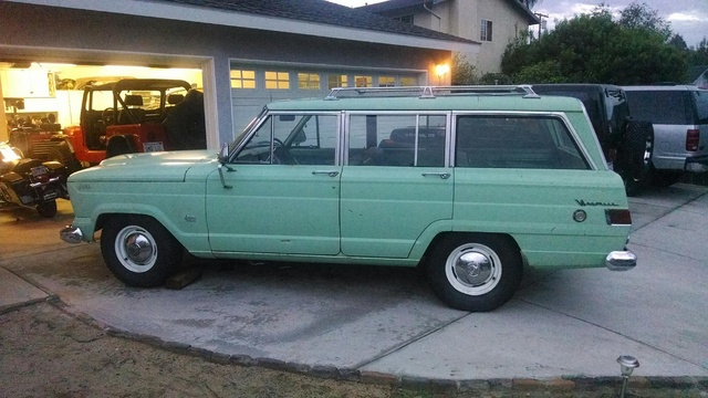 Picture of 1965 Jeep Wagoneer, exterior
