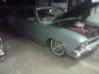 Picture of 1966 Chevrolet Malibu, engine