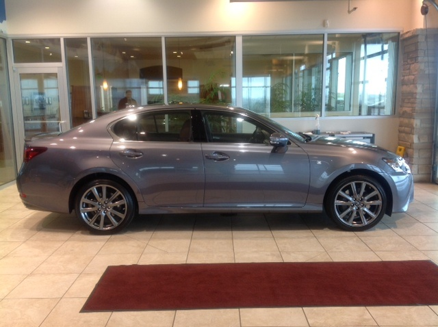Picture of 2014 Lexus GS 350 AWD